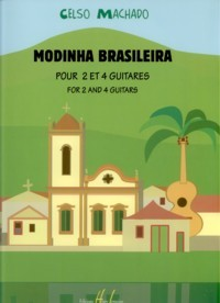 Modinha Brasileira available at Guitar Notes.