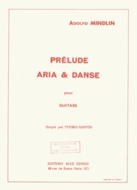 Prelude, Aria & Danse(Santos) available at Guitar Notes.