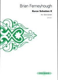 Kurze Schatten II available at Guitar Notes.