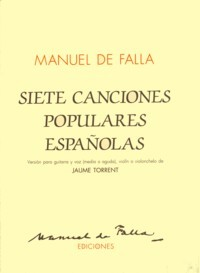 7 Canciones populares espanolas(Torrent) available at Guitar Notes.
