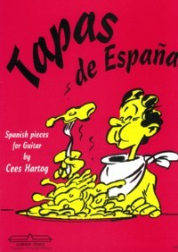 Tapas de Espana available at Guitar Notes.