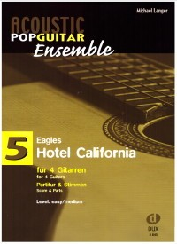 Hotel California (Langer) available at Guitar Notes.