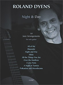 Night & Day available at Guitar Notes.
