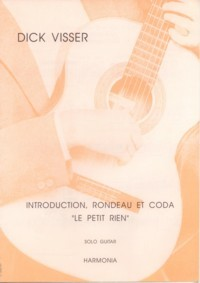 Introduction, Rondo et Coda available at Guitar Notes.