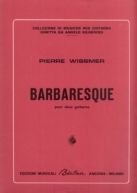 Barbaresque available at Guitar Notes.