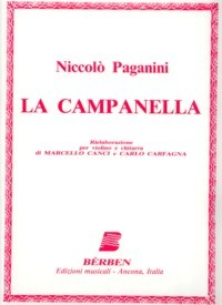 La Campanella(Canci/Carfagna) available at Guitar Notes.