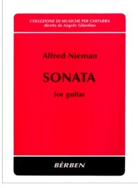 Sonata available at Guitar Notes.