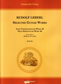 Selected Guitar Works available at Guitar Notes.