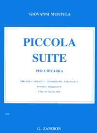 Piccola Suite(Tagliavini) available at Guitar Notes.