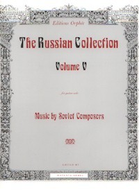 The Russian Collection, Vol.5 available at Guitar Notes.