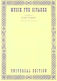 Canzonets and Dances from the 16th Century(Scheit) available at Guitar Notes.