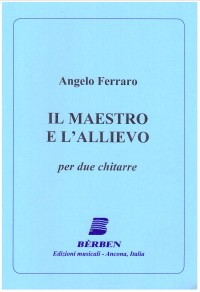 Il Maestro e l'Allievo available at Guitar Notes.