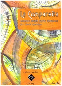 La Cumparsita (Gaudreau) available at Guitar Notes.