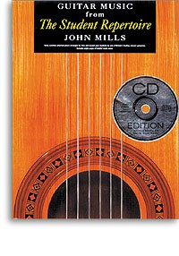 Guitar Music from the Student Repertoire [BCD] available at Guitar Notes.