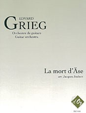 La Mort d'Ase(Joubert) available at Guitar Notes.
