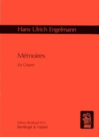 Memoires available at Guitar Notes.