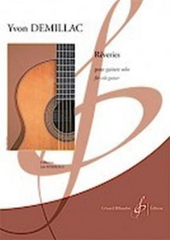 Reveries available at Guitar Notes.