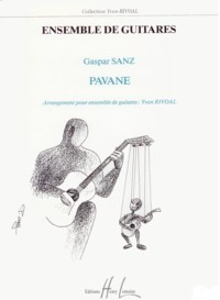Pavane(Rivoal) [5gtr] available at Guitar Notes.