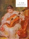 Fantasia no.4 op.2(Caceres) available at Guitar Notes.