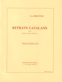 Retrats catalans [score] available at Guitar Notes.