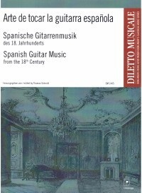 Arte de tocar la guitarra espanola available at Guitar Notes.