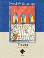 Tessera available at Guitar Notes.