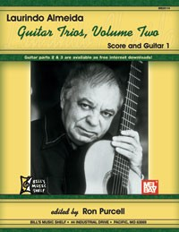 Anthology of Guitar Trios: Vol.2 available at Guitar Notes.