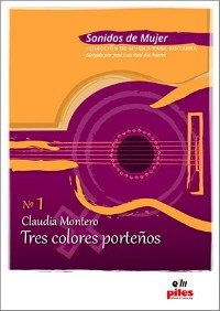 Tres colores portenos available at Guitar Notes.