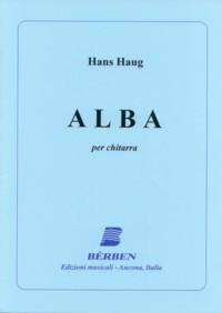 Alba available at Guitar Notes.