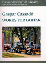 Works for Guitar(Gilardino/Biscaldi) available at Guitar Notes.