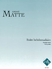 Suite hebdomadaire available at Guitar Notes.