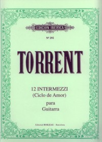 12 Intermezzi op.33 available at Guitar Notes.