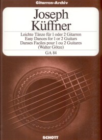 Easy Dances(Gotze) available at Guitar Notes.
