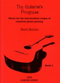 The Guitarist's Progress, Book 3 available at Guitar Notes.