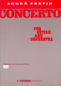 Guitar Concerto (Williams) available at Guitar Notes.