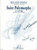 Suite polymorphe available at Guitar Notes.