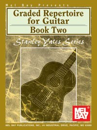 Graded Repertoire, Book 2 available at Guitar Notes.