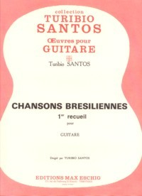 Chansons bresiliennes, Vol.1 available at Guitar Notes.