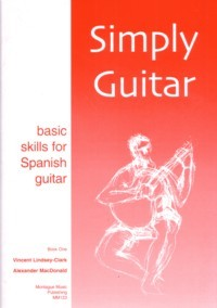 Simply Guitar, Book 1 available at Guitar Notes.