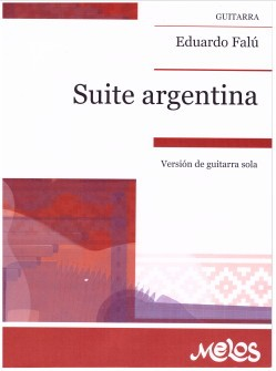 Suite argentina available at Guitar Notes.