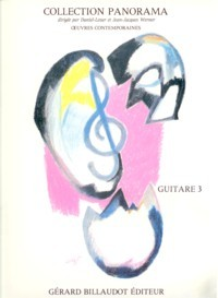 Collection Panorama, Vol.3 available at Guitar Notes.
