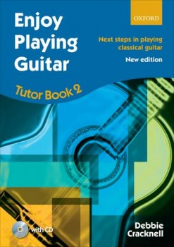 Enjoy Playing Guitar Tutor Book 2 [BCD] available at Guitar Notes.