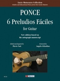 6 Preludios Faciles (Nati) available at Guitar Notes.