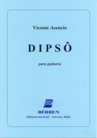 Dipso(Gilardino) available at Guitar Notes.