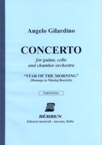 Duo Concerto [Vc & Gtr] available at Guitar Notes.