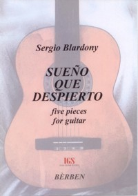 Sueno que Despierto available at Guitar Notes.
