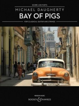 Bay of Pigs [2Vn/Va/Vc/!Db/Gtr] available at Guitar Notes.
