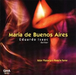 Maria de Buenos Aires available at Guitar Notes.