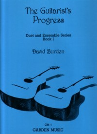 The Guitarist's Progress, Duet & Ensemble, Book 1 available at Guitar Notes.
