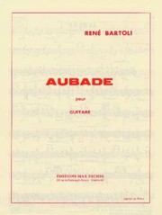 Aubade available at Guitar Notes.